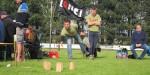 Freddy & Co. im Spiel um Platz 3. Belgische Stilikone links im Bild.
