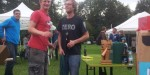 2. Platz: Tent It Up (Baden)