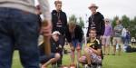 Mit Hägar Schindhardt wartete bereits in der Gruppenphase ein harter Brocken auf SMP United.