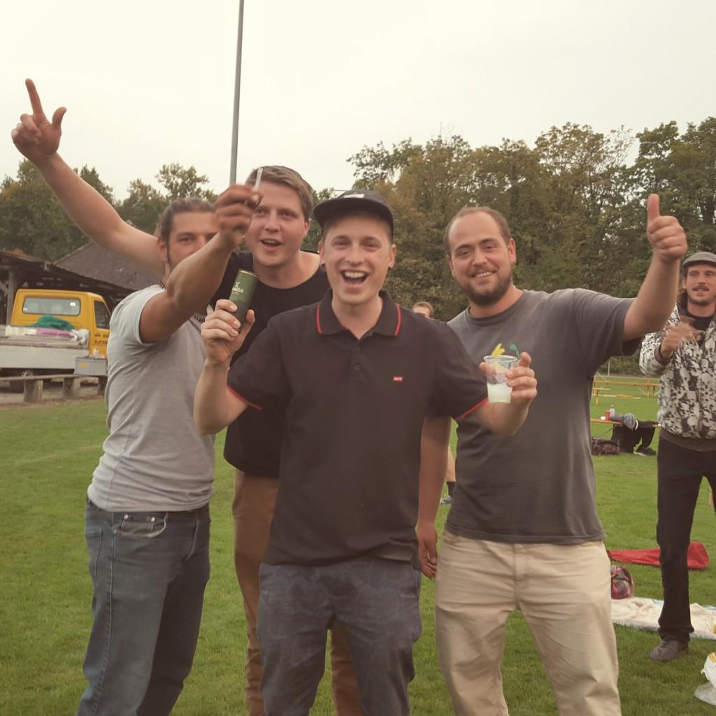 Die Newcomer des Jahres: Horst Crew aus Olten