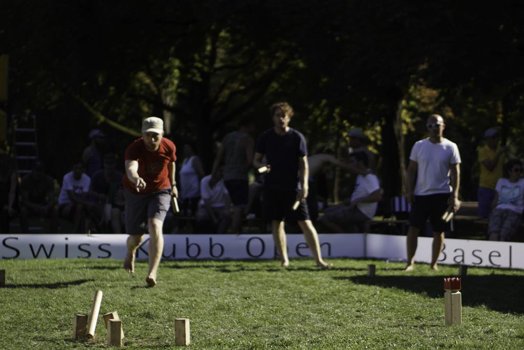 Oepfelbaum I - das einzige Team, das bisher zweimal den Sure Shot gewann - holte sich den dritten Platz.