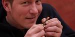 Mini-Mukulele: Trostpreis für den weiterhin erfolgreichsten Beach Kubb Spieler aller Zeiten