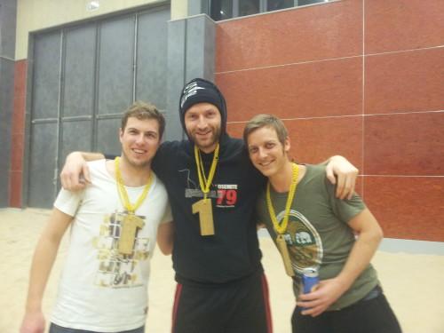 JJ, Schneusi und Piers: #1.