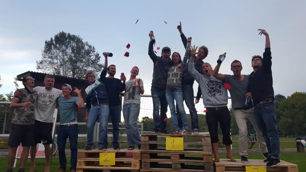 SMP gewinnt das Masters 2015
